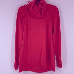 Calia Carrie Underwood Cowl Funnel Neck Pullover L